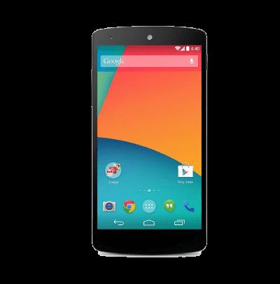 revender Google Nexus 5